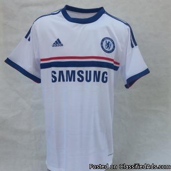 Chelsea Away jerseys