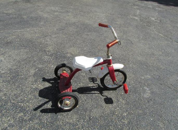 Childs First Bike By Christopher Metcalfe Creation's