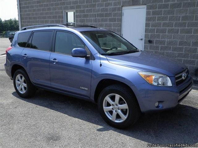 Clean Toyota RAV4 2006 For Sale - Price: 4000