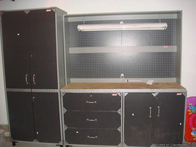Coleman Garage Cabinets - Price: $350 in Puyallup ...
