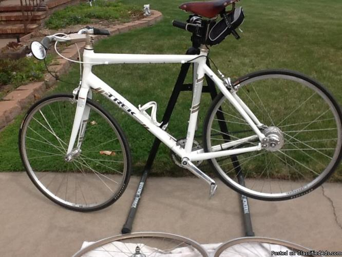 Custom urban Bicycle