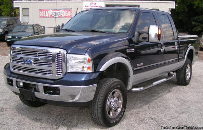 ford f250 diesel trucks sale florida 08 f250 xlt 4x4 super duty turbo