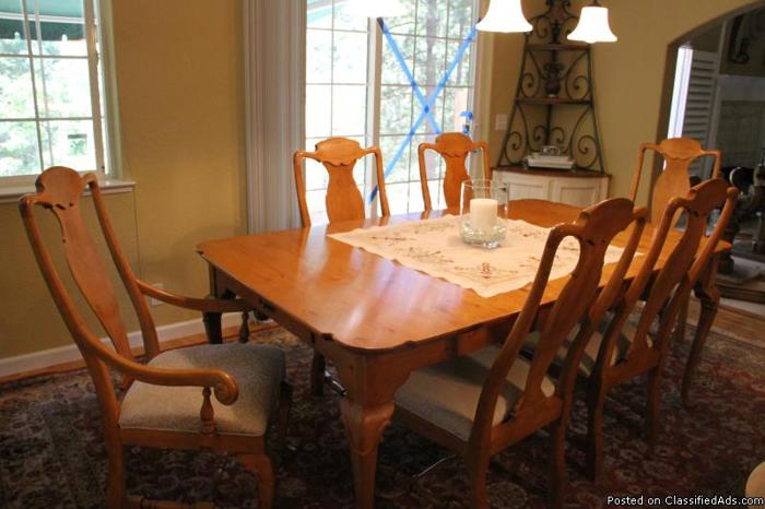 DINING SET By Lexington Furniture   Bob Timberlake Collection .