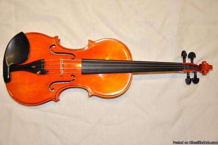 Dvorak Knilling 4/4 Violin - Price: $950