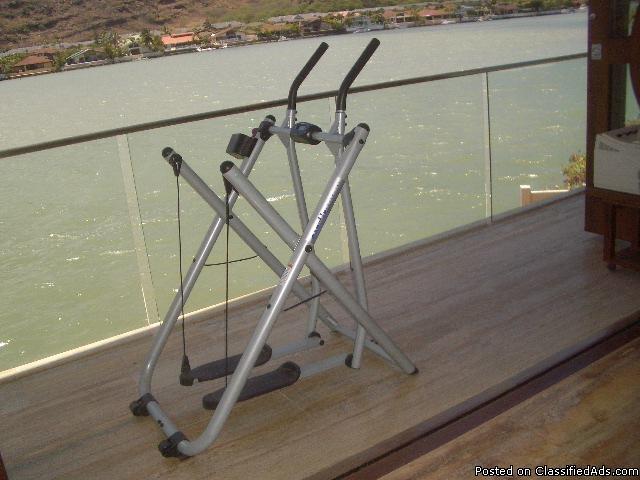 gazelle exercise machine calories burned