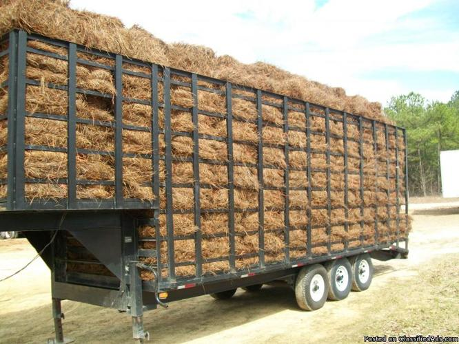 Express Pine Needles Long Leaf Pine Straw Free Delivery Home Bus Res Insures Bonded In