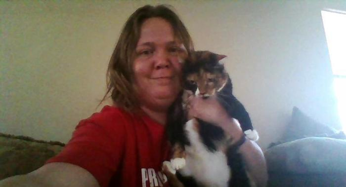 Female Calico great cat to good home