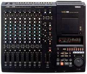 For Sale: Yamaha MD8 Multitrack Mini Disc Recorder
