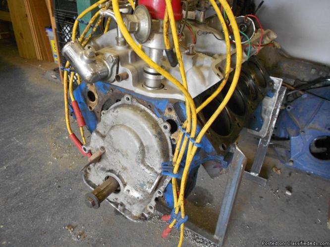 Ford 428 CJ Engine
