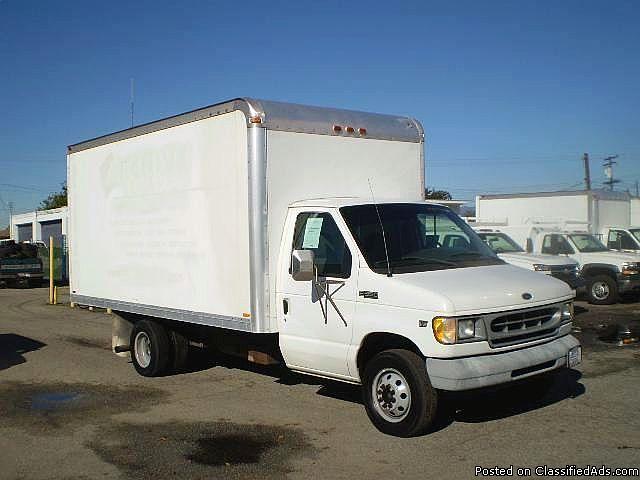 Ford E-350 Work Van - Price: $6800 OBO
