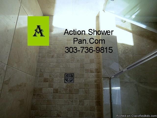 Fort Collins Shower Pans Repair-Custom Tile Installers-Bathroom Remodeling