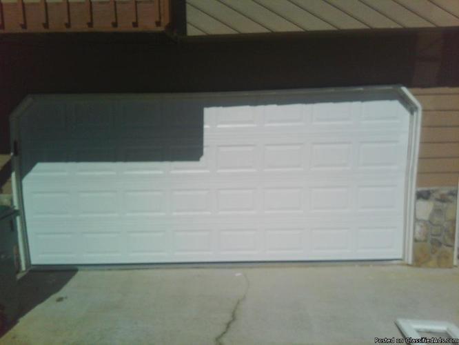 Garage doors GUARANTEED to beat all prices!!!
