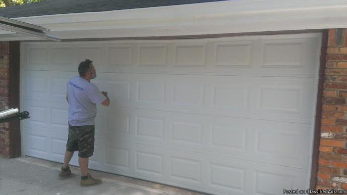 Garage doors GUARANTEED to beat all prices!!!