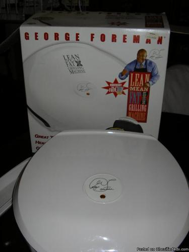 George Forman Grill - Price: $15