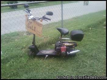 GOOD USED SCOOTER - Price: $200 OBO