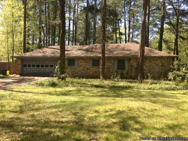 Great Profit Potential on 3BR / 2BA Home In Jackson!