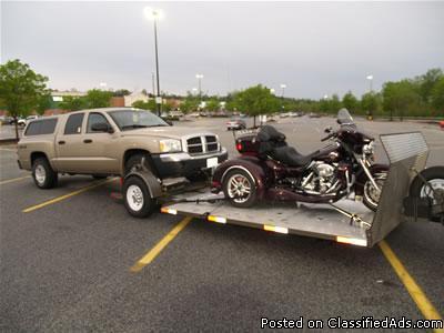 HDXL Tandem tow trailer - Price: 5499.00 in Scarborough, Maine