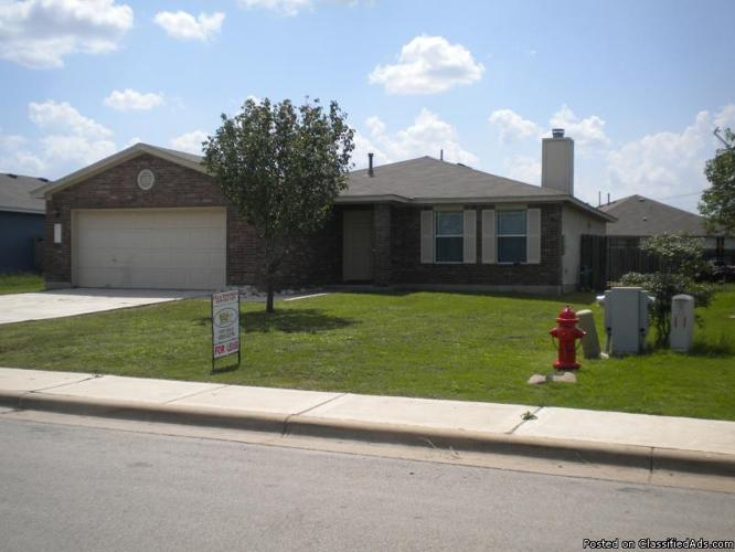 HOUSE FOR RENT - Price: $ 1,200