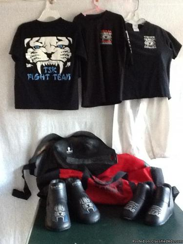 KARATE ITEMS FOR SALE