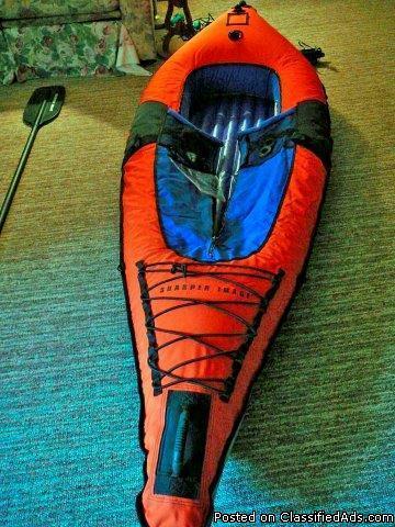 Kayak 9' inflatable