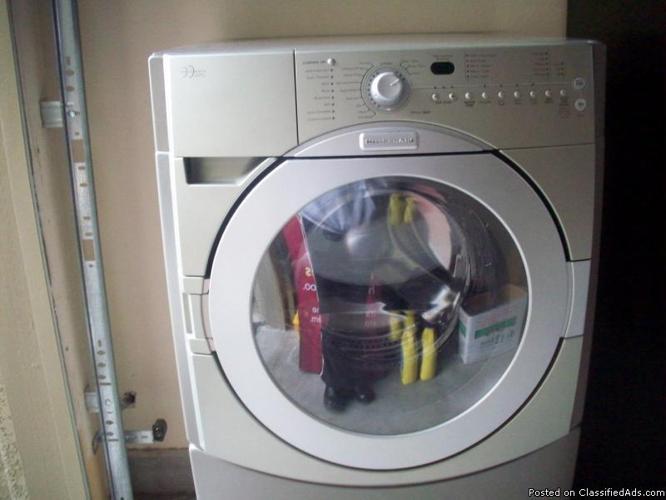 ... Kitchenaid Superba Washing Machine