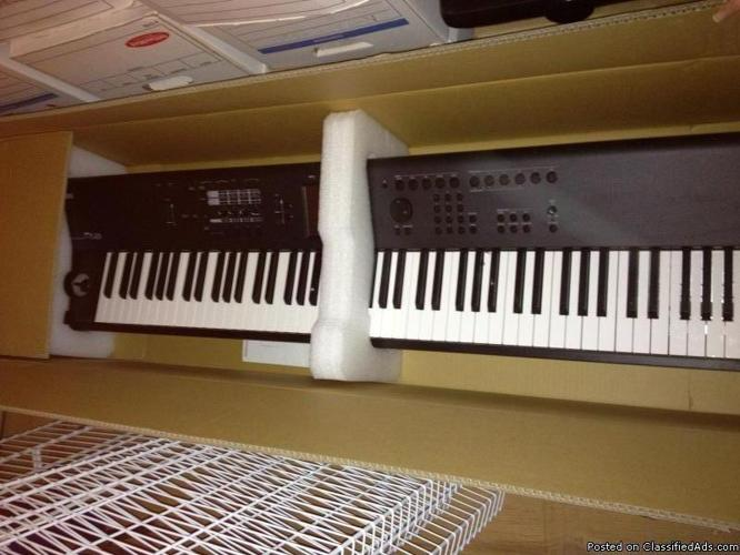 Korg M50 Workstation 88 Weighted Keys with Synthesizer