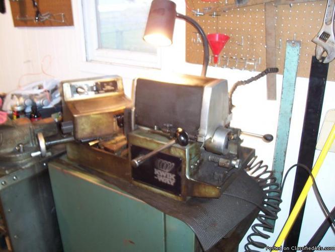 kwik-way valve grinder - Price: 2,500 or obo