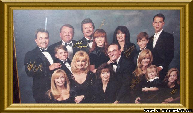 Gallery images and information: Barbara Mandrell And Family