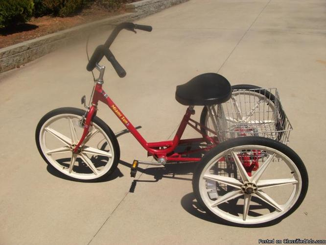 Miami Sun Adult Tricycle 57