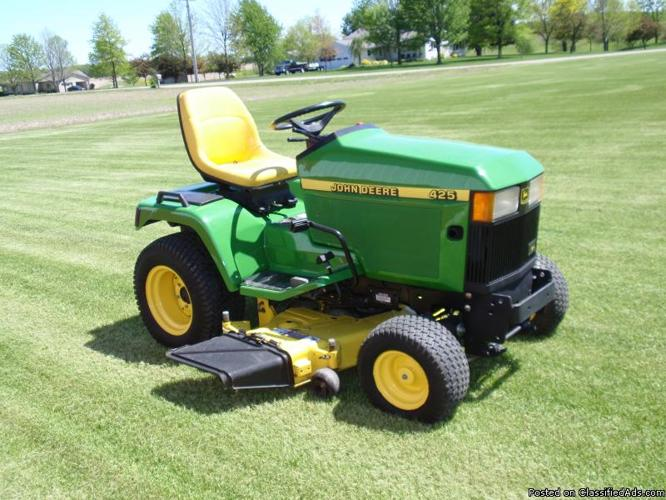 Lawn Mower Company Used Riding Lawn Mowers For