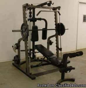 Nautilus NT SM1 Smith Home Gym