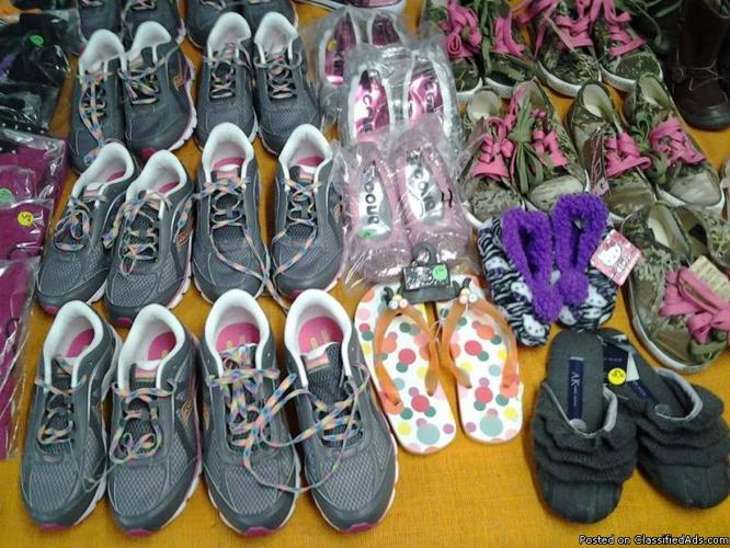 NEW CLOTHING $1-$10 & SHOES $5-$10