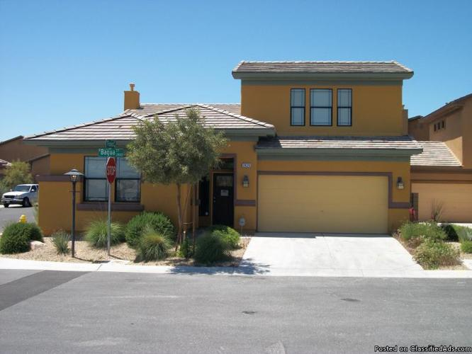 newer home for rent in nw las vegas in gated community price 1350 in las vegas nevada