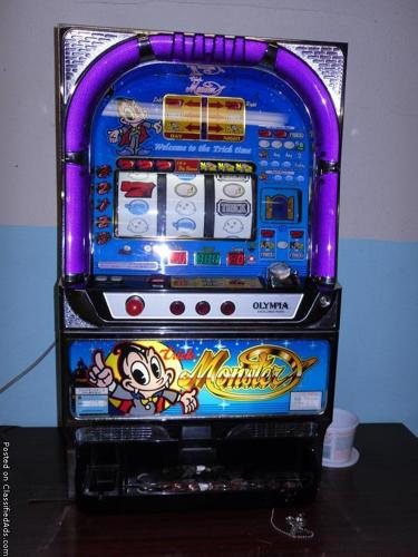 Olympia Slot Machine