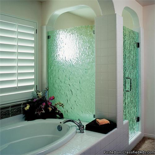 Our technicians will help you to go for the right thing for your Shower Door Glass Repair