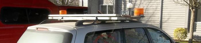 Pilot Car Light Bar