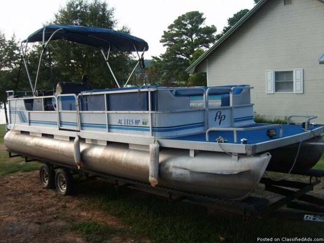 Pontoon boat for sale winnipeg