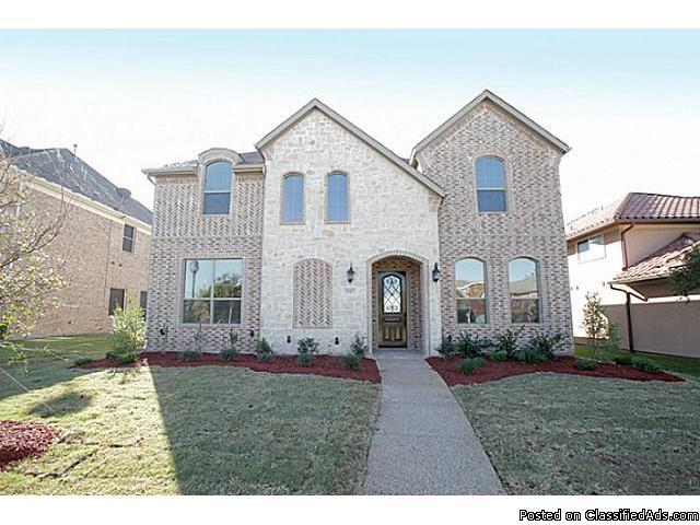 Properties in DFW Offer Exquisite Home in Irving The Dominion!