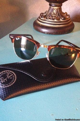 Ray-Ban Clubmasters for sale