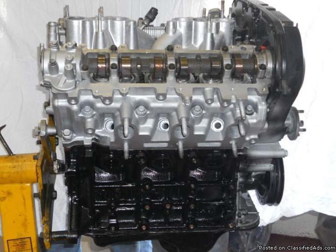 Rebuilt 3.0 Toyota V/6 engines