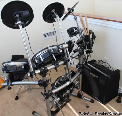 Roland V Drums