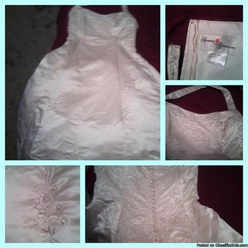 Romantic Gowns wedding dress