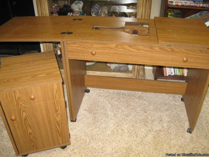 Sewing Table - Price: $35.00