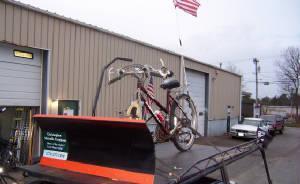 Snow Plow Bike*Men's 18 speed Nishki Blazer Mountain Project
