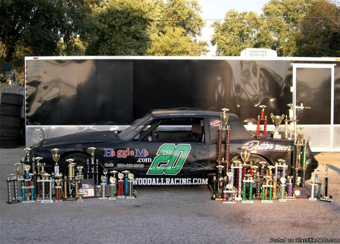 Sponsors Wanted For Proven Race Car