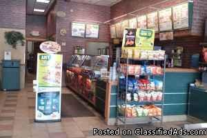 SUBWAY STORE FOR SALE!!!! - Price: $145000