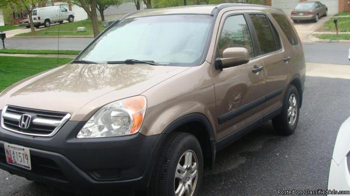 SUVS CRV HONDA 2004 4+4 - Price: 8500