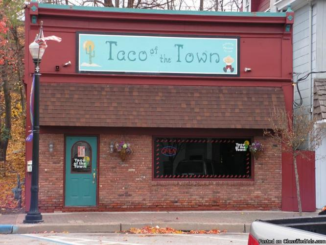 Taco of the Town - Price: $525,000