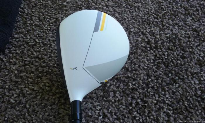 TAYLORMADE ROCKETBALLZ (STAGE 2) 3 WOOD