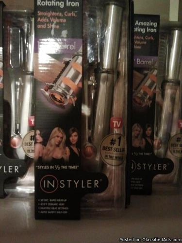 The Instyler && Topstyler - Price: $80
